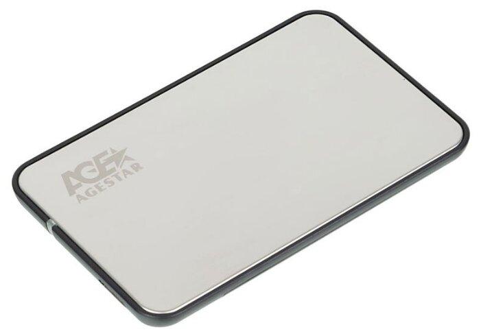 Корпус для HDD/SSD AGESTAR 3UB2A8J-6G