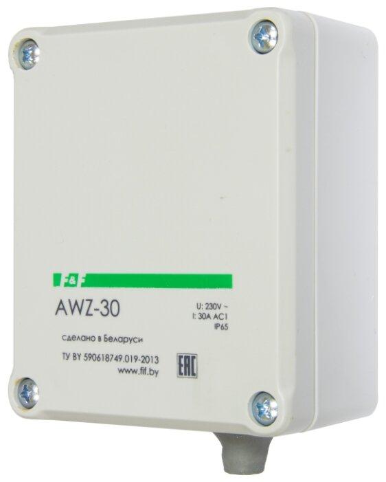 Датчик интенсивности света F & F AWZ-30 серый
