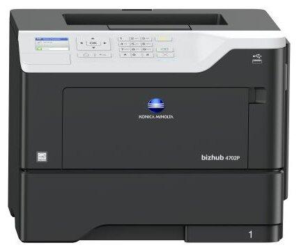Принтер Konica Minolta bizhub 4702P