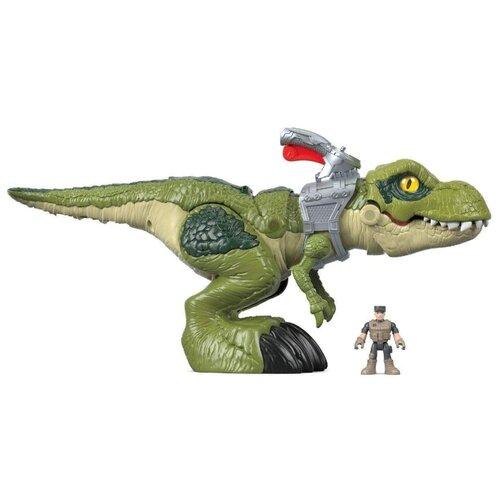 Купить Фигурки Imaginext Jurassic World Mega Mouth T.Rex GBN14, Игровые наборы и фигурки