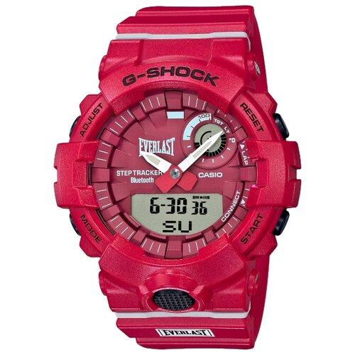 Наручные часы CASIO G-Shock GBA-800EL-4A casio g shock g classic ga 100b 4a