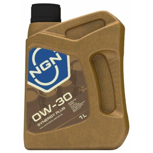 Моторное масло NGN Synergy Plus 0W-30 1 л