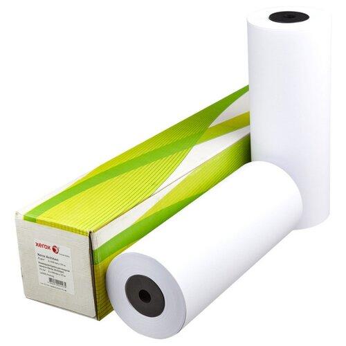 Фото - Бумага широкоформатная Xerox XES 75г 440ммх175м 76мм широкоформатная бумага epson