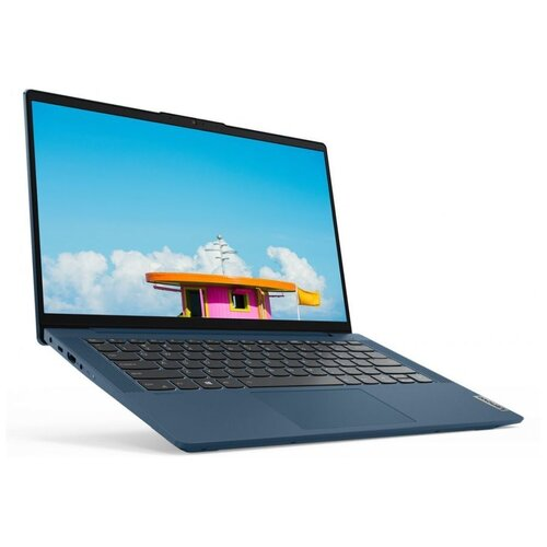 "Ноутбук Lenovo IdeaPad 5 14ITL05 (Intel Core i7 1165G7/14""/1920x1080/16GB/512GB SSD/Intel Iris Xe Graphics/Windows 10 Home) 82FE00C4RU, синий"