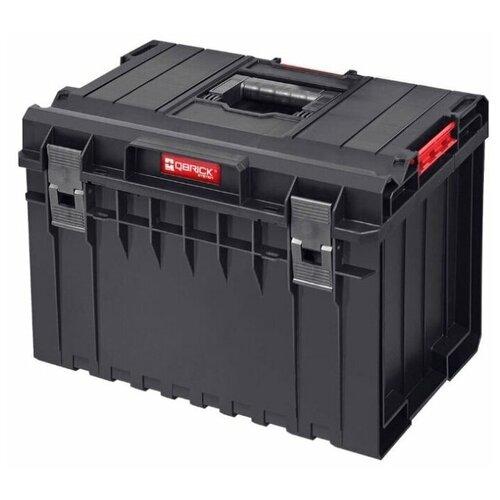 Фото - Профессиональный ящик - органайзер для инструментов QBRICK SYSTEM ONE 450 BASIC 59х39х42см ящик для инструментов qbrick system one 200 basic 585x385x190mm 10501231