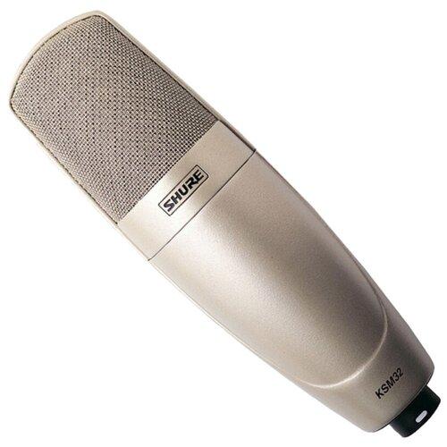 Микрофон Shure KSM32, шампань