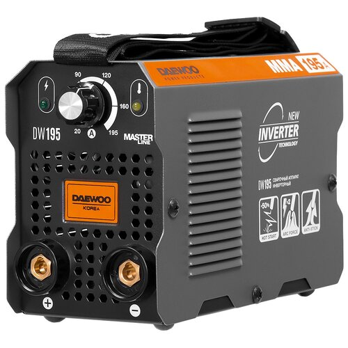 Сварочный аппарат инверторного типа Daewoo Power Products DW 195 MMA