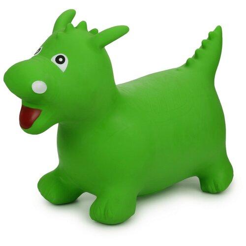 Игрушка-попрыгун Altacto Дракончик, зеленый игрушка попрыгун altacto полицейская машина белый