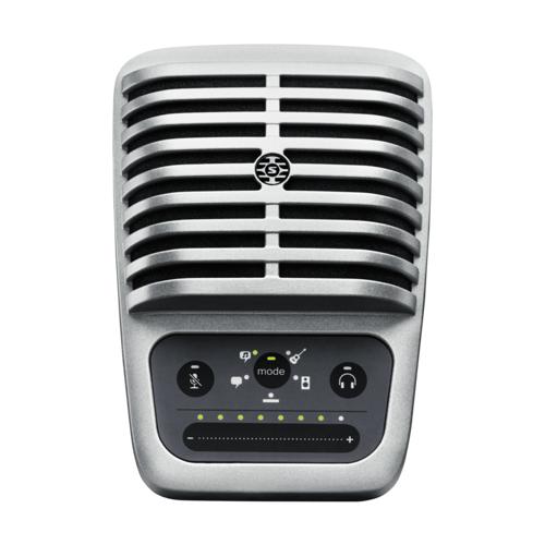 Конденсаторный USB-микрофон Shure MOTIV MV51