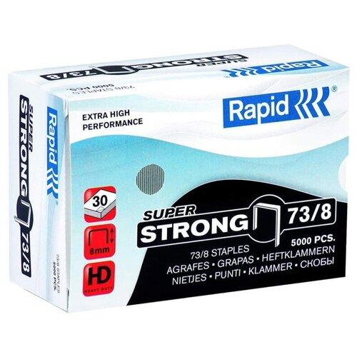 Скобы Rapid 24890300 для степлера, 8 мм
