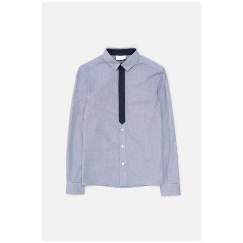 Рубашка Acoola размер 122, серый