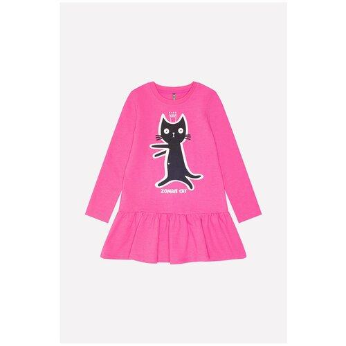 Купить Платье crockid размер 98, ярко-розовый, Платья и сарафаны