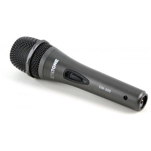 Микрофон Invotone DM500, черный