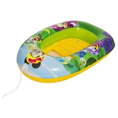 Купить Детская надувная лодка Дисней, 102х69 см, от 3 до 6 лет, BestWay, Надувные игрушки