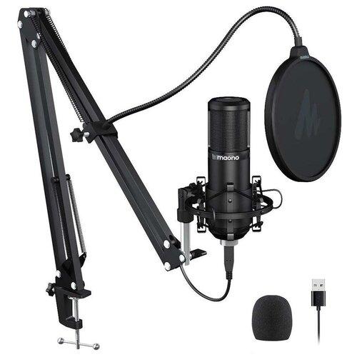 Микрофон Maono AU-PM420, черный
