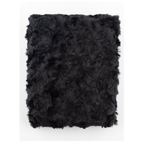 Плюш 48х48 см., PRC, PEPPY, 02 черный недорого