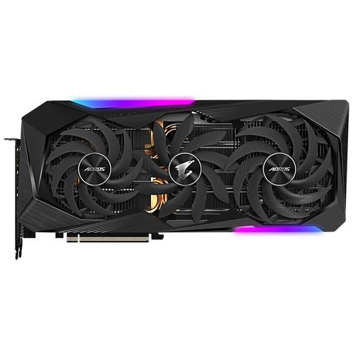 Видеокарта GIGABYTE AORUS GeForce RTX 3070 Ti MASTER 8G (GV-N307TAORUS M-8GD) Retail