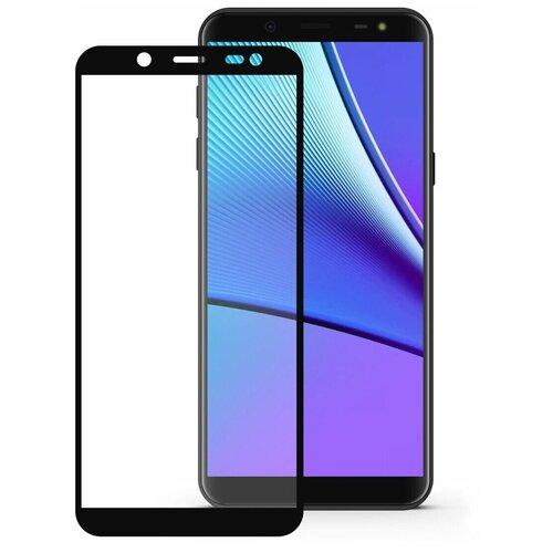 Защитное стекло Mobius 3D Full Cover Premium Tempered Glass для Samsung Galaxy J8 2018 черный защитное стекло mobius 3d full cover premium tempered glass для samsung galaxy a6 2018 черный