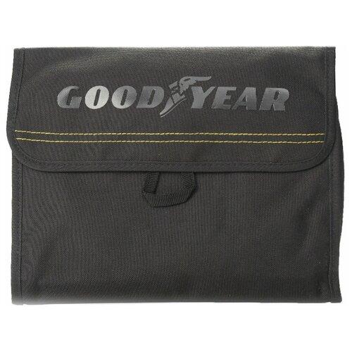 Несессер Goodyear с тканевой петелькой, черный