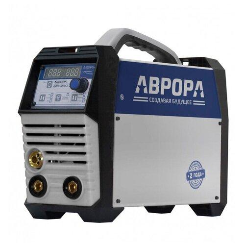 Сварочный аппарат инверторного типа Aurora Динамика 200 TIG, MIG/MAG, MMA