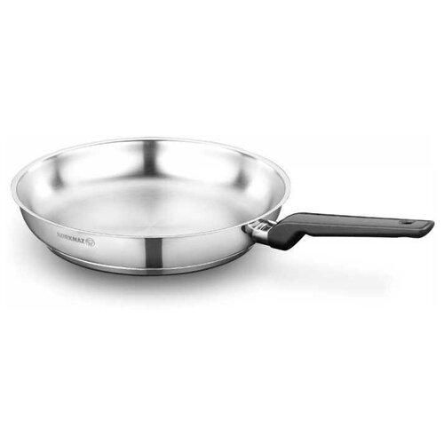 Сковорода Korkmaz Kappa 24 см сковорода d 24 см kukmara кофейный мрамор смки240а