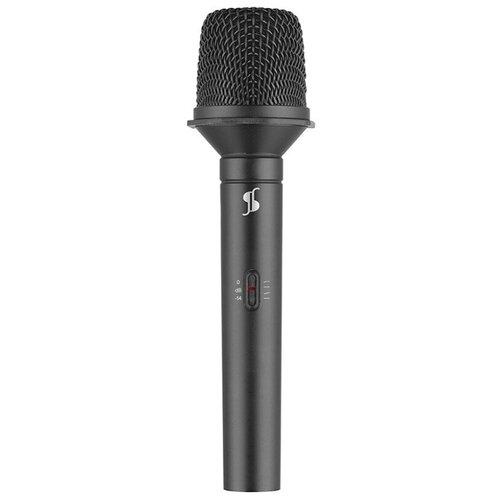 Микрофон Stagg SCM300, черный