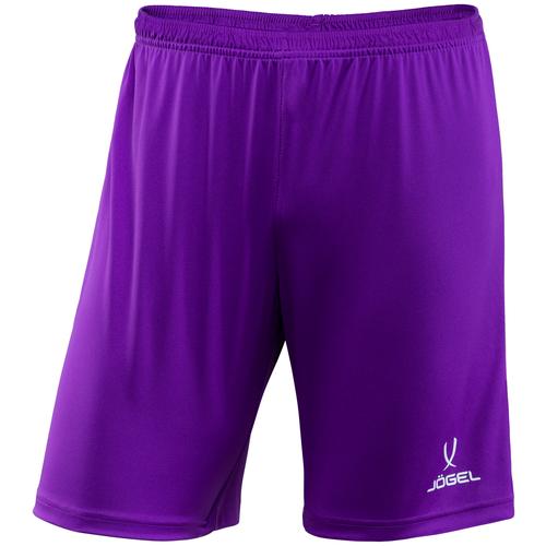 Шорты Jogel размер YXS, фиолетовый/белый