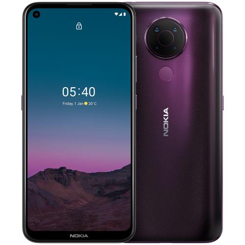 Смартфон Nokia 5.4 4/128GB пурпурный