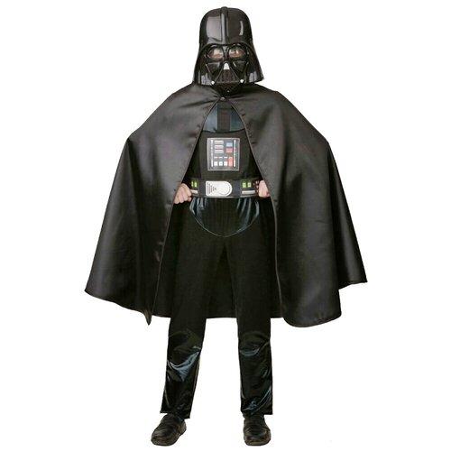 Купить Костюм Батик Дарт Вейдер (7040), черный, размер 146, Карнавальные костюмы