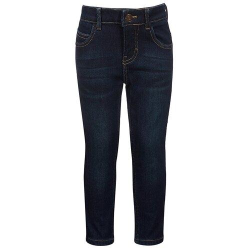 Джинсы Oldos размер 116, темно-синий джинсы fendi размер 116 синий