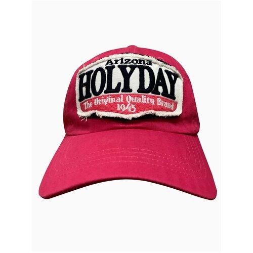 Фото - Бейсболка женская Be Snazzy CZD-0033 HOLYDAY. Цвет розовый. Размер 56-60 бейсболка be snazzy m 1 czd 0046 размер 56 60 темно синий