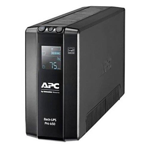 Источник бесперебойного питания APC Back-UPS Pro 650VA BR650