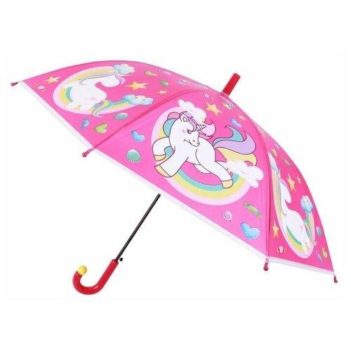 Зонт BRADEX розовый