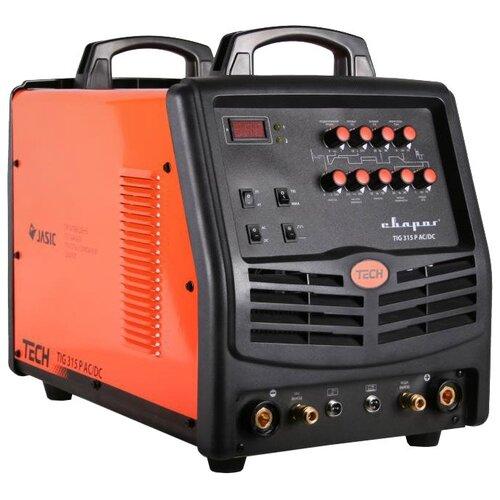 Сварочный аппарат инверторного типа Сварог TECH TIG 315 P AC/DC (E103) TIG, MMA