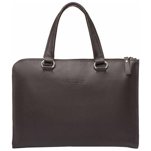 Фото - Деловая сумка-папка Randall Brown мужская кожаная коричневая сумка milano brown 9282 коричневая