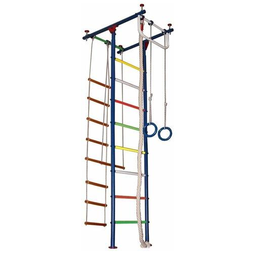 Купить Шведская стенка Вертикаль Юнга 2м, Игровые и спортивные комплексы и горки
