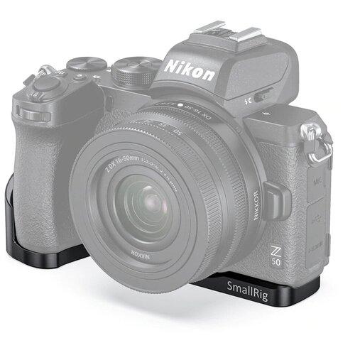 Фото - Площадка SmallRig LCN2525 для Nikon Z50 площадка smallrig 3086