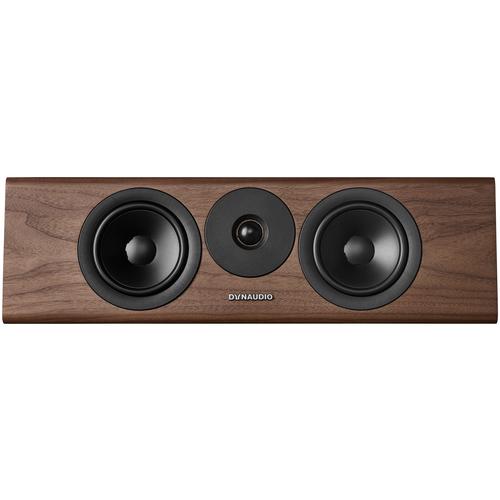 Полочная акустическая система Dynaudio Evoke 25C walnut wood