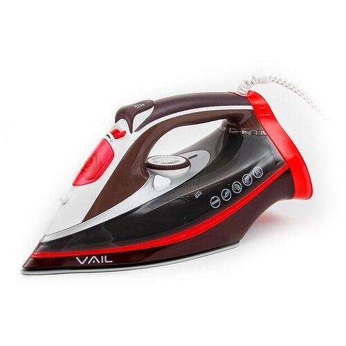 Утюг VAIL VL-4004 красный