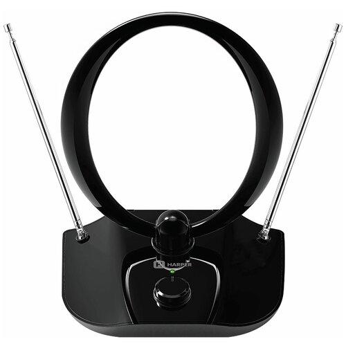 Комнатная DVB-T2 антенна HARPER ADVB-1420 телевизионная антенна harper advb 2440 dvb t2