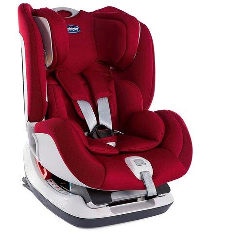 Автокресло группа 0/1/2 (до 25 кг) Chicco Seat Up Isofix, red passion автокресло группа 0 1 до 18 кг chicco 2easy red passion