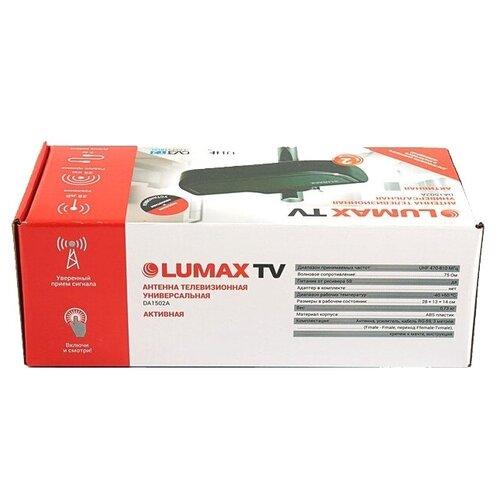 Фото - Комнатная DVB-T2 антенна LUMAX DA1502A антенна lumax da2508a