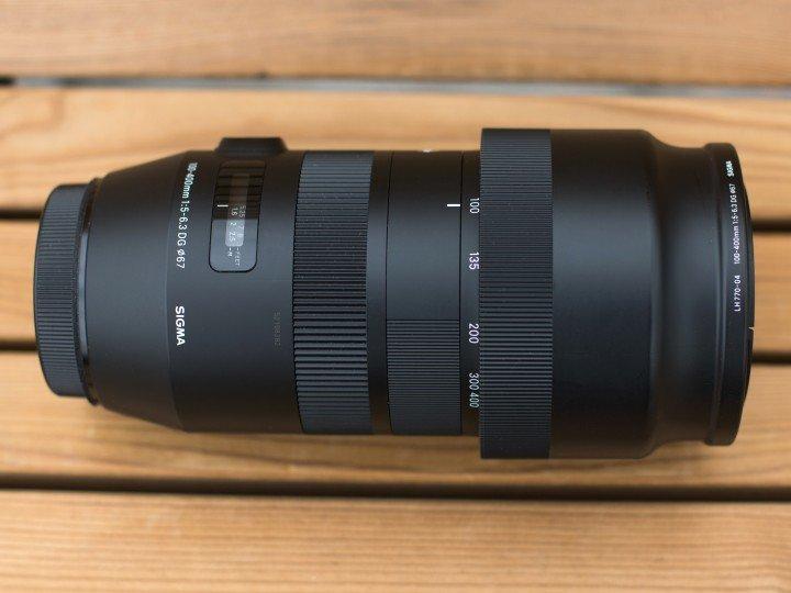 Обзор объектива Sigma 100-400mm F5-6.3 DG OS HSM Contemporary на Яндекс.Маркете