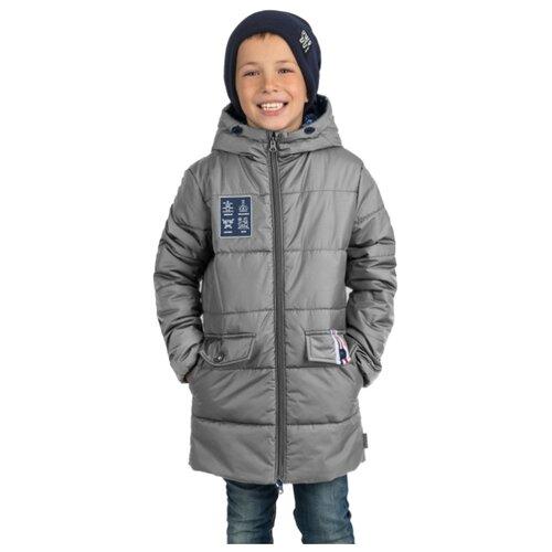 Пальто BOOM! размер 98-56-51, серыйПальто и плащи<br>