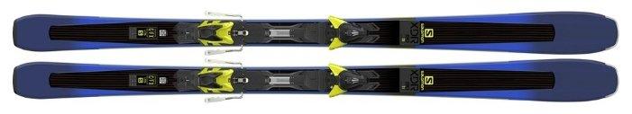 Горные лыжи Salomon XDR 80 Ti (17/18)