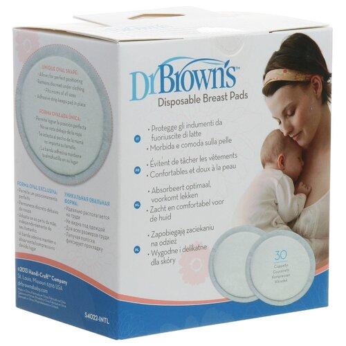 Купить Dr. Brown's Одноразовые прокладки для бюстгальтера 30 шт., Прокладки для груди