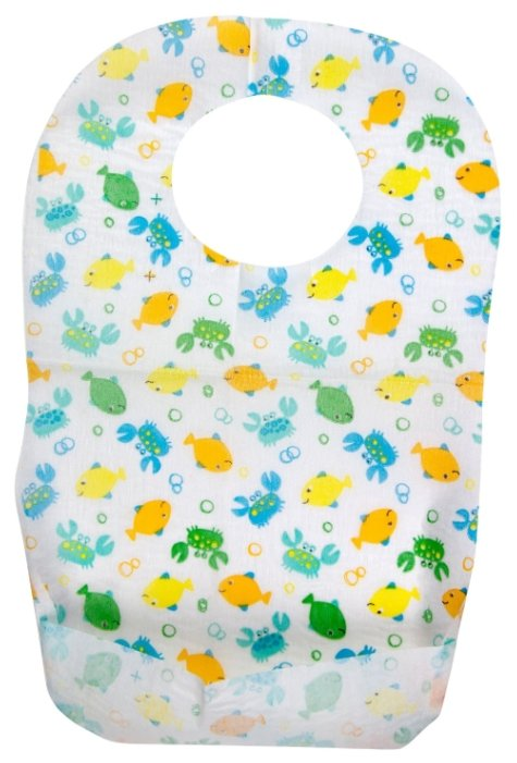 Summer Infant Набор одноразовых нагрудников Keep Me Clean