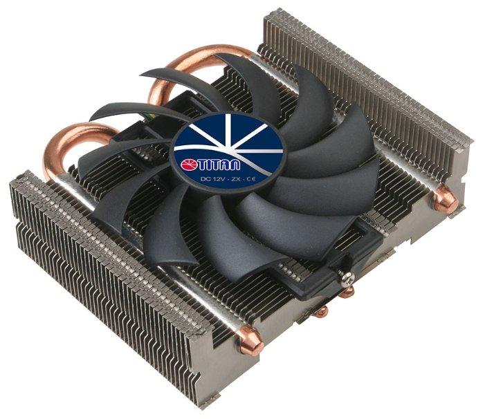 Кулер для процессора Titan ТТС-ND15TB/PW(RB)
