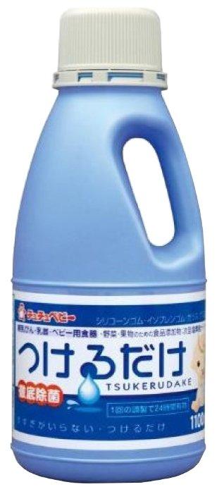 ChuChuBaby Жидкость для ополаскивания детской посуды и детских принадлежностей