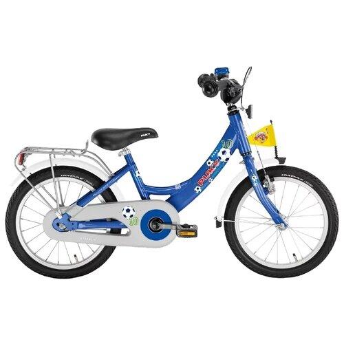 Детский велосипед Puky ZL 16-1 Alu (2017) blue (требует финальной сборки)